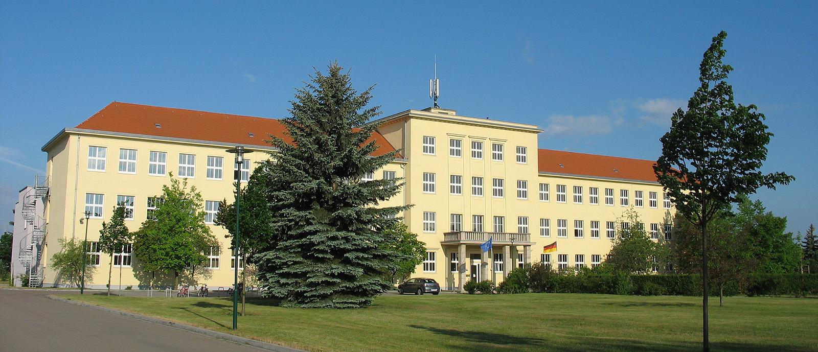 Berufsakademie Sachsen Gebäude
