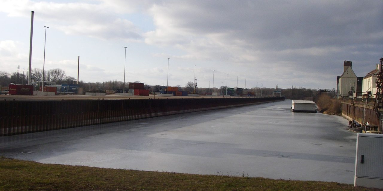 CTHS – Container Terminal Halle Saale