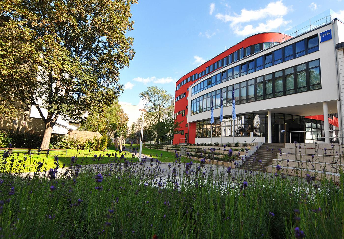 IHK Halle-Dessau; Foto Michael Deutsch