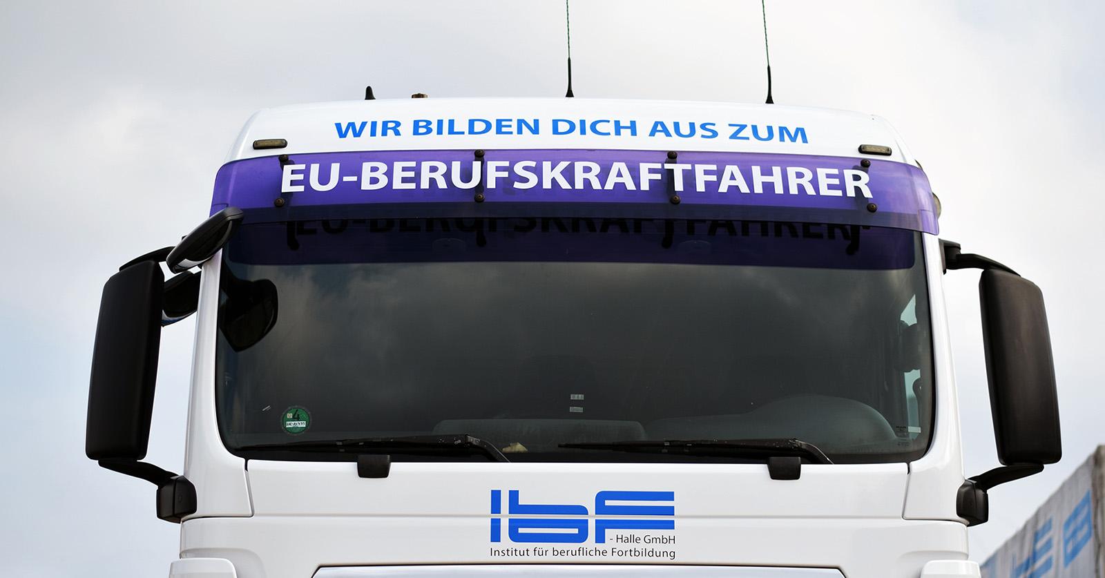 IbF-Halle GmbH - Institut für berufliche Fortbildung