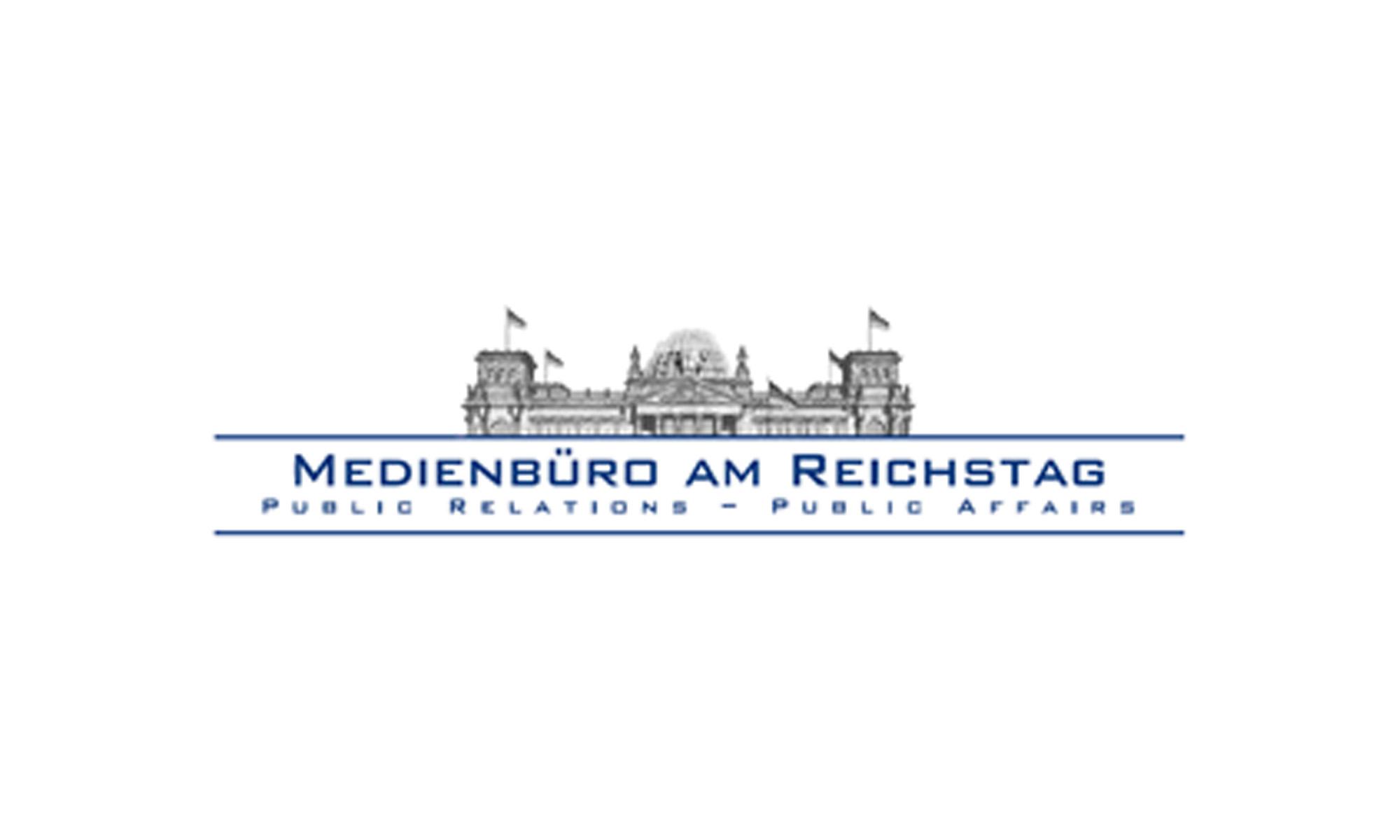 Medienbüro am Reichstag