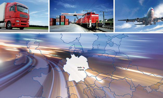 Logistikregion Leipzig-Halle