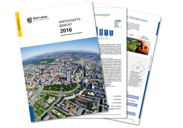 Stadt Leipzig Wirtschaftsbericht 2016