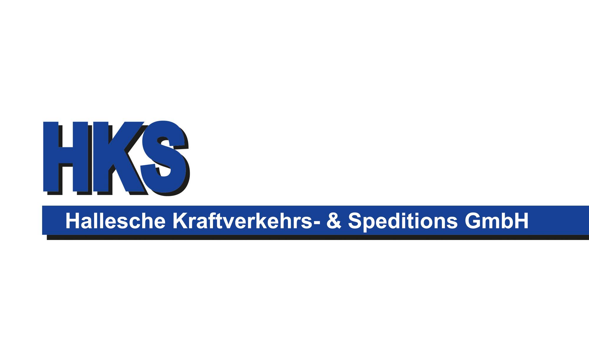 Logo Hallesche Kraftverkehrs- & Speditions GmbH