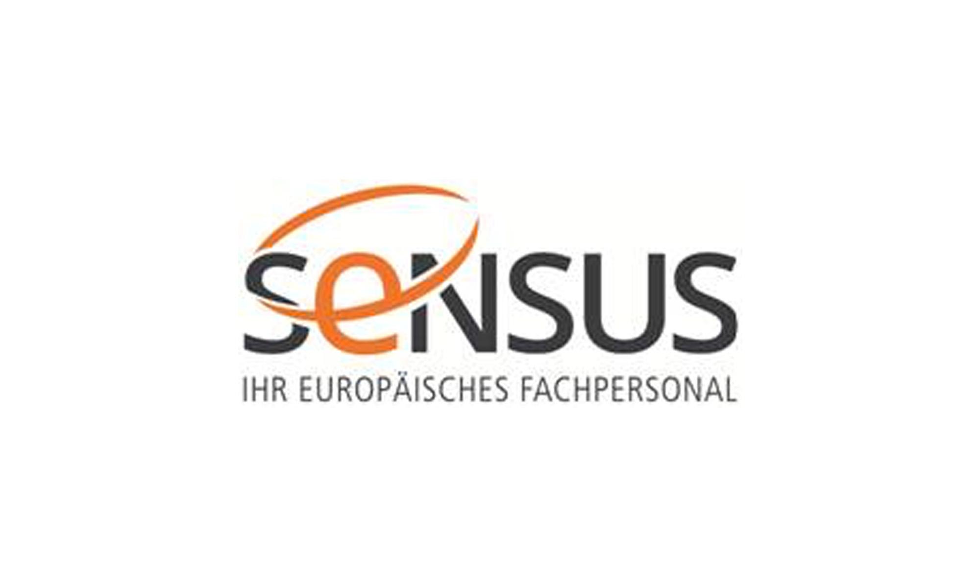 Logo Sensus Zeitarbeit GmbH