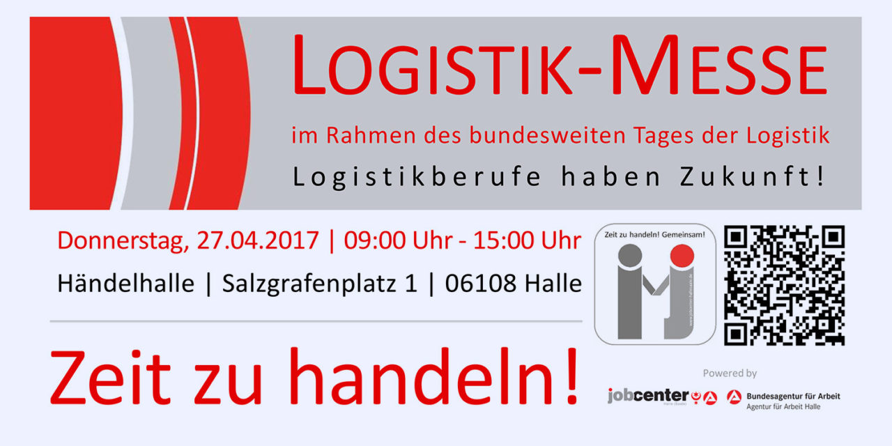 "Logistikjob-Messe zum ""Tag der Logistik""  2017"