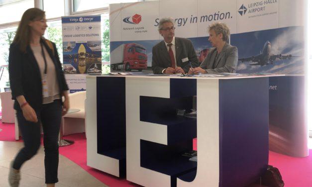Logistiknetzwerk präsentiert Mitteldeutschland auf Weltverkehrsforum