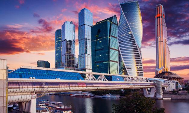 Liebe Grüße nach Moskau – Logistiknetzwerk öffnet Vertretung in Russischer Hauptstadt