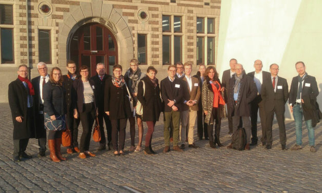 Mitteldeutsche Logistiker erkunden Potenziale in Belgien und Luxemburg