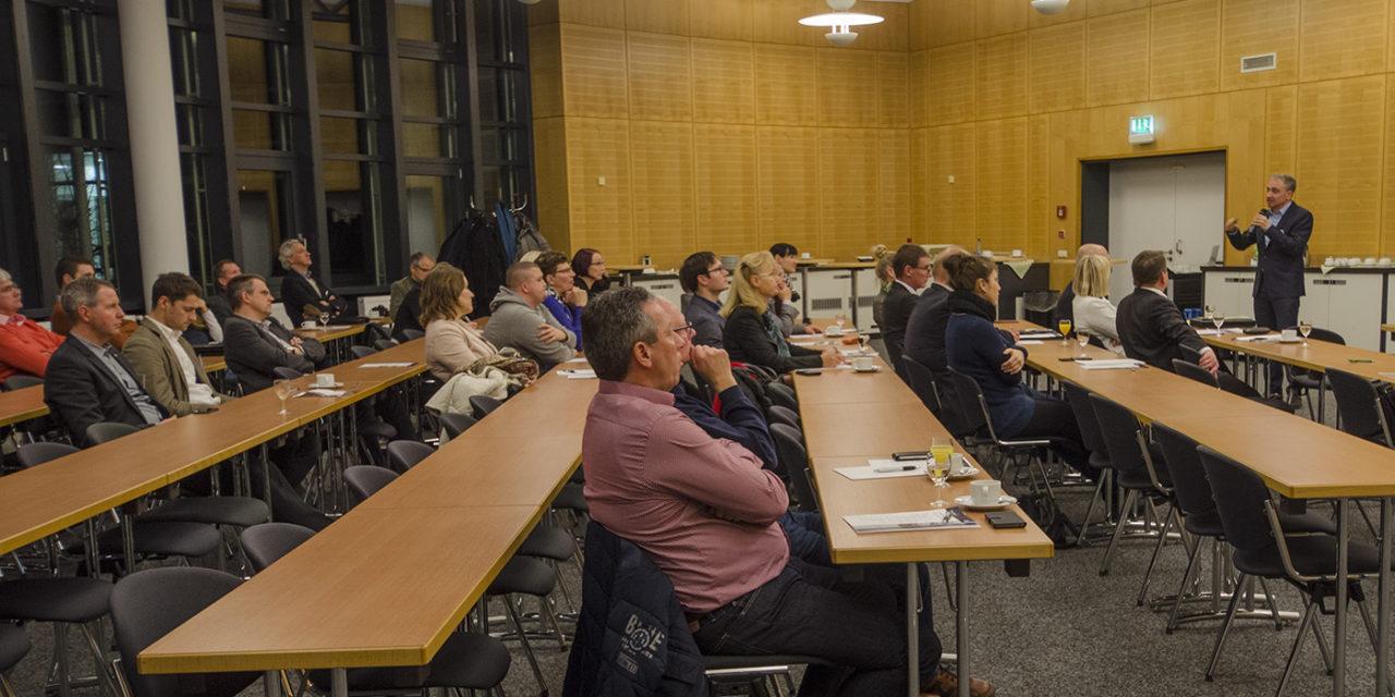 71. Netzwerkabend im BFW Leipzig
