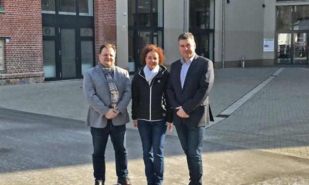 Vernetzung in Mitteldeutschland: Netzwerk Logistik Leipzig-Halle öffnet Kontaktbüro in Chemnitz