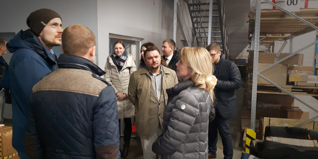Austausch mit internationalen Unternehmen: Sachsenland empfängt Besucher aus Aserbaidschan und Belarus