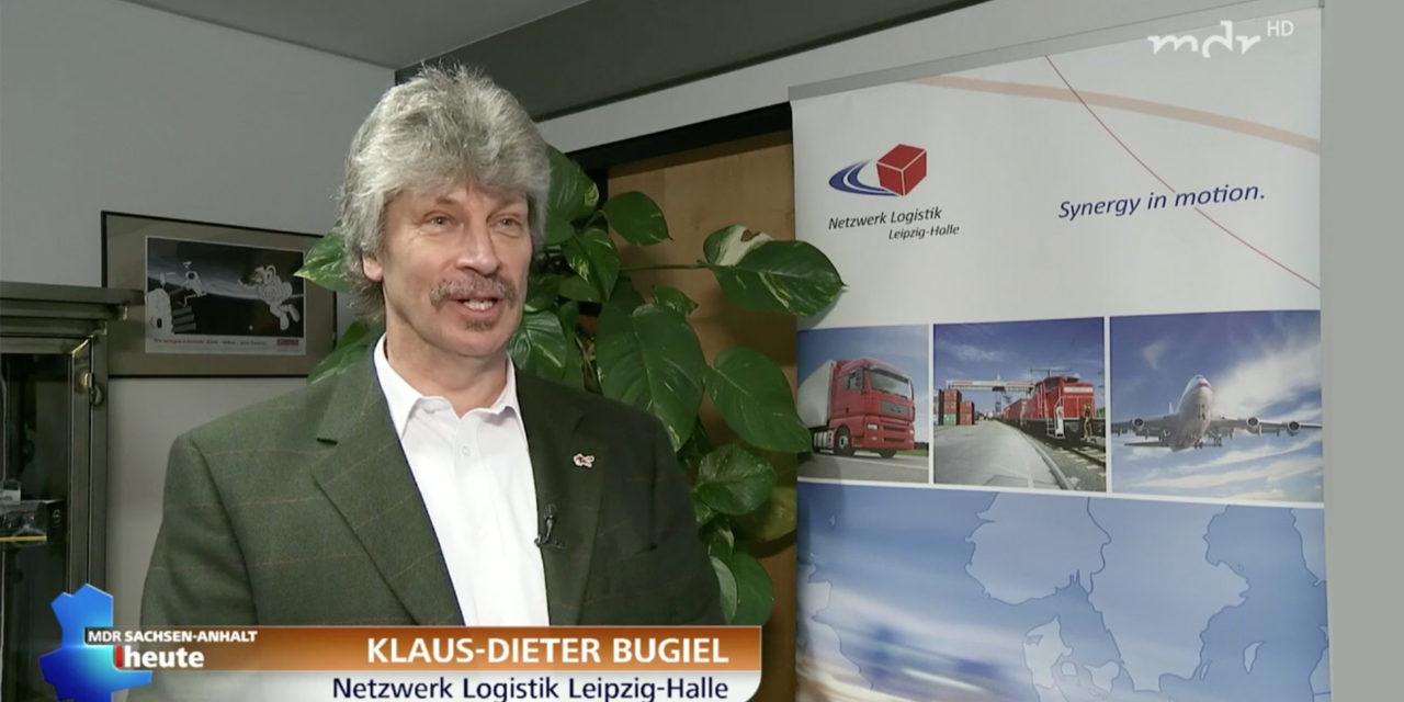 MDR Sachsen-Anhalt heute: Bahn frei für den Ausbau von Leipzig-Halle?