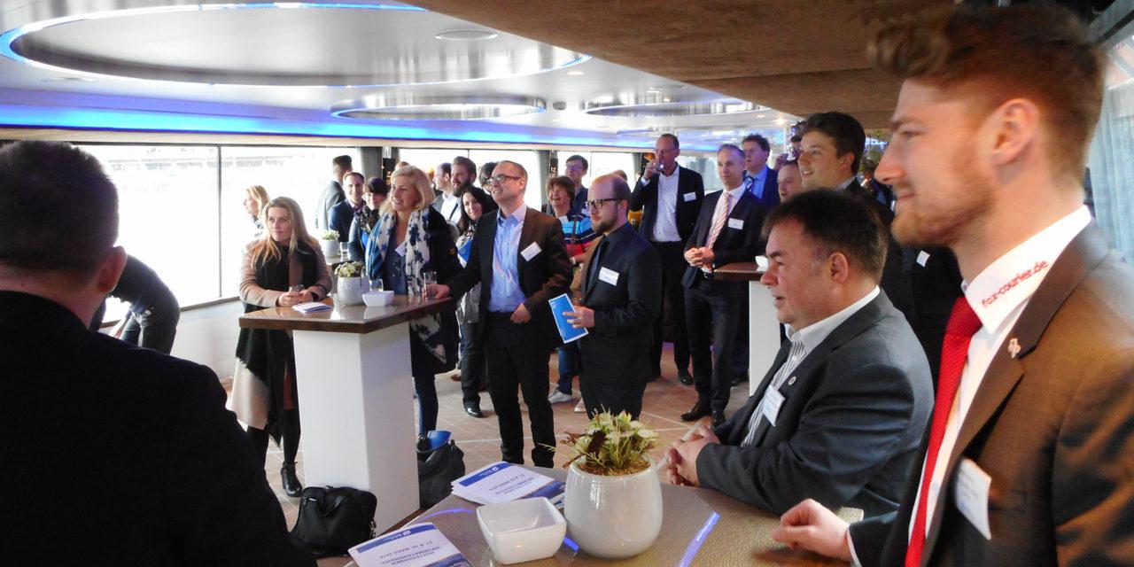 Netzwerk Logistik goes Rotterdam – Informationsreise zum bedeutendsten Tiefseehafen in Europa