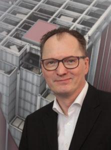 Dipl.-Ing. Stefan Gärtner, Geschäftsführer LogistikPlan GmbH