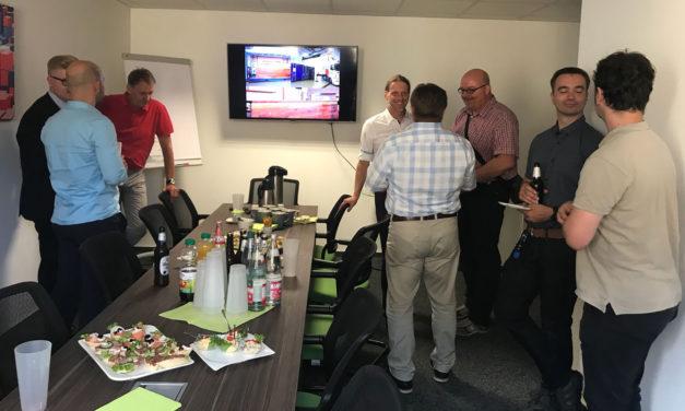 Dresdner Start-up auf Wachstumskurs – Mein Lagerraum³ weiht neues Büro in Freital ein