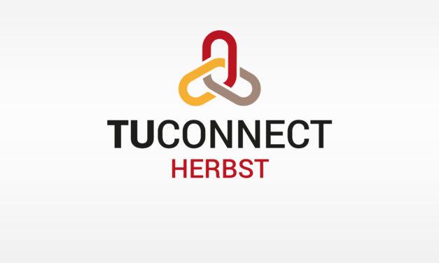 Anmeldung für Firmenkontaktmesse TUConnect Herbst 2018 an der TU Chemnitz gestartet