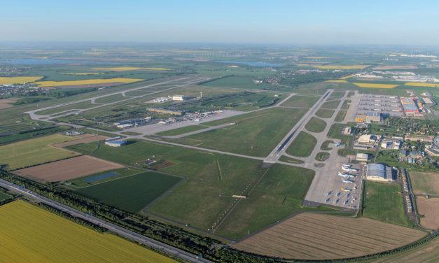 Neues vom Flughafen Leipzig/Halle