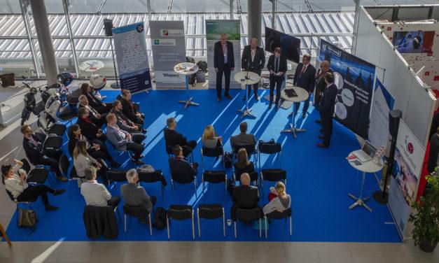 Netzwerk Logistik Mitteldeutschland auf dem MUT Deutschland