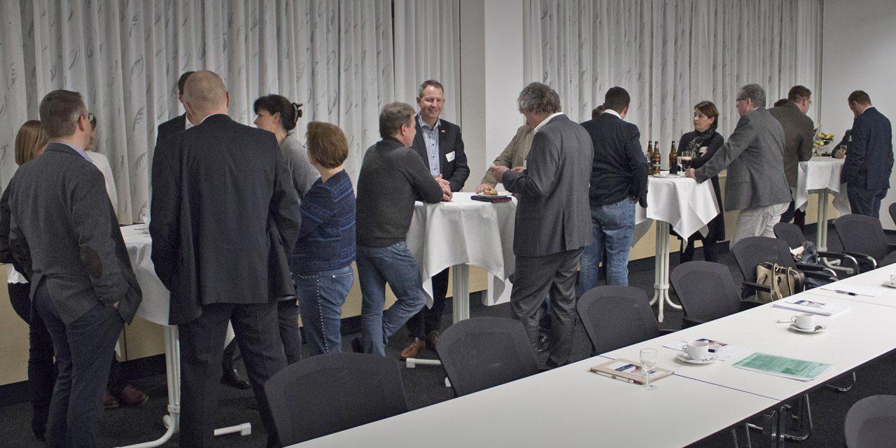 Netzwerk Logistik Mitteldeutschland startet im BFW Leipzig ins neue Jahr