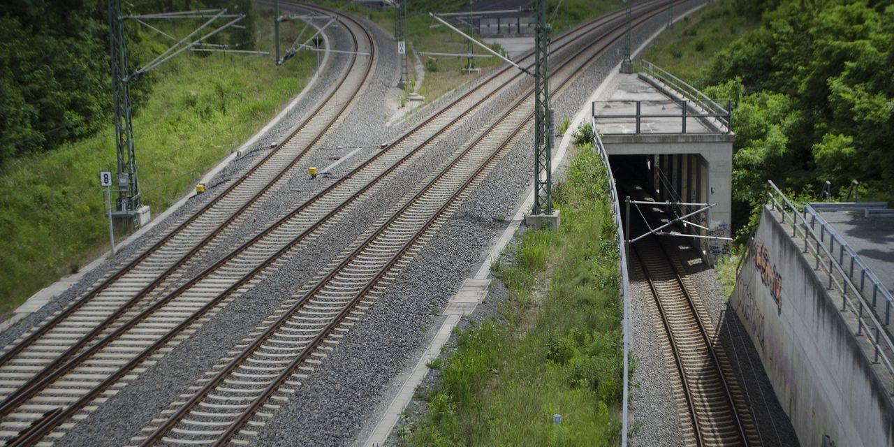 Deutsche Bahn investiert in Schieneninfrastruktur