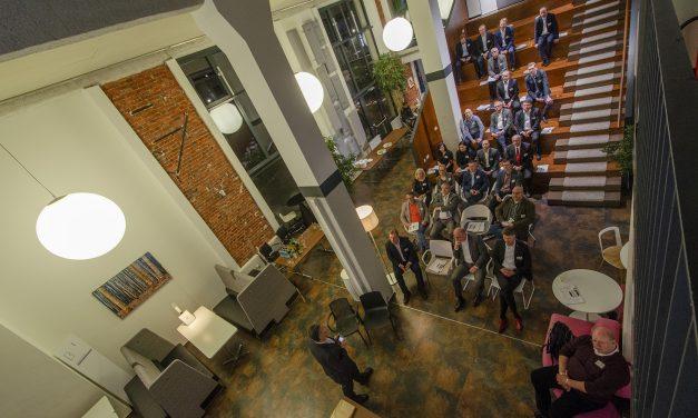 Premiere in Chemnitz: <br />80. Netzwerkabend über die Arbeit von morgen