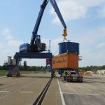 Hafen Torgau; Foto: SBO