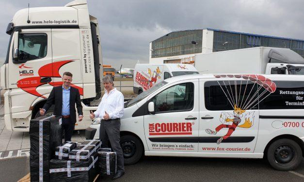 Spielzeug für ein Kinderhaus – Mitteldeutsche Logistiker organisieren Transport nach Nepal