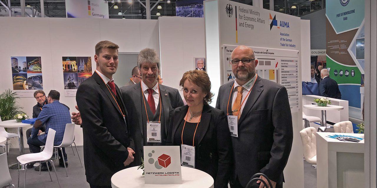 Moskau mal drei – Netzwerk Logistik Mitteldeutschland präsentiert Logistikregion in Russland