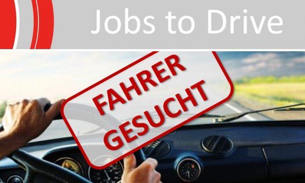 "Total abgefahren! ""Jobs to Drive"" im Jobpoint Halle (Saale) am ""Tag der Logistik"""