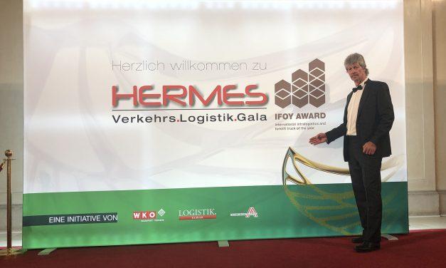 Internationaler Logistik-Glamour in Wien