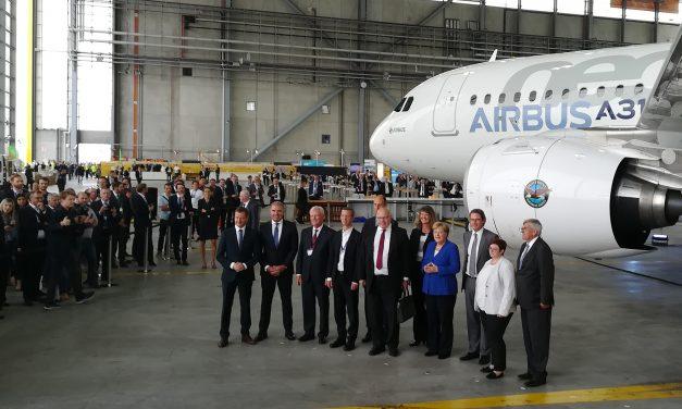 Nationale Luftfahrtkonferenz 2019 am Leipzig/Halle Airport