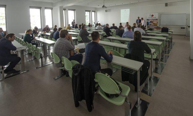 14. Mitteldeutsches Logistikforum in der Universität Leipzig