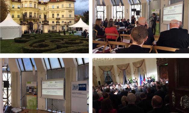 Netzwerk Logistik Mitteldeutschland auf Fachtagung zu smarter Mobilität in Städten