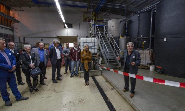 82. Netzwerkabend zu Gast bei Kanal-Türpe Umwelt in Döbeln