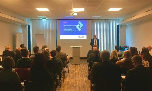 Fit im Arbeitsrecht: Netzwerk Logistik Mitteldeutschland zu Gast bei pkl kmk Akademie in Dresden