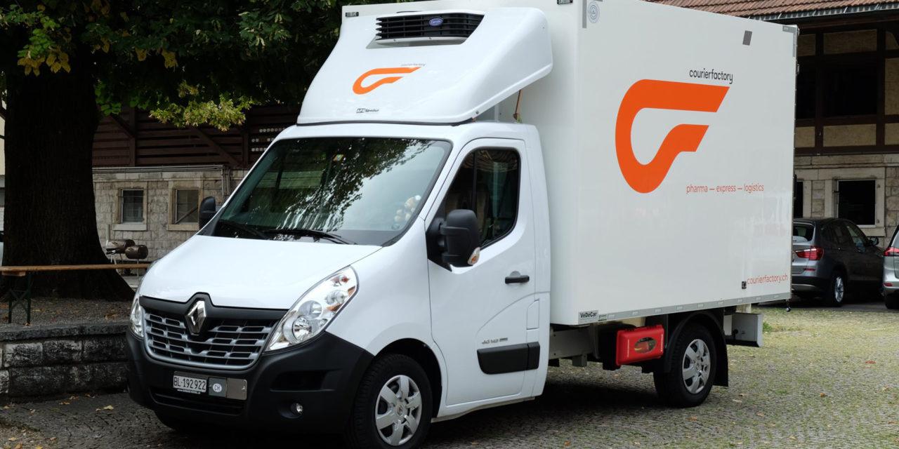 Internationales Interesse: Mitteldeutsches Logistiknetzwerk begrüßt erstes Schweizer Mitglied