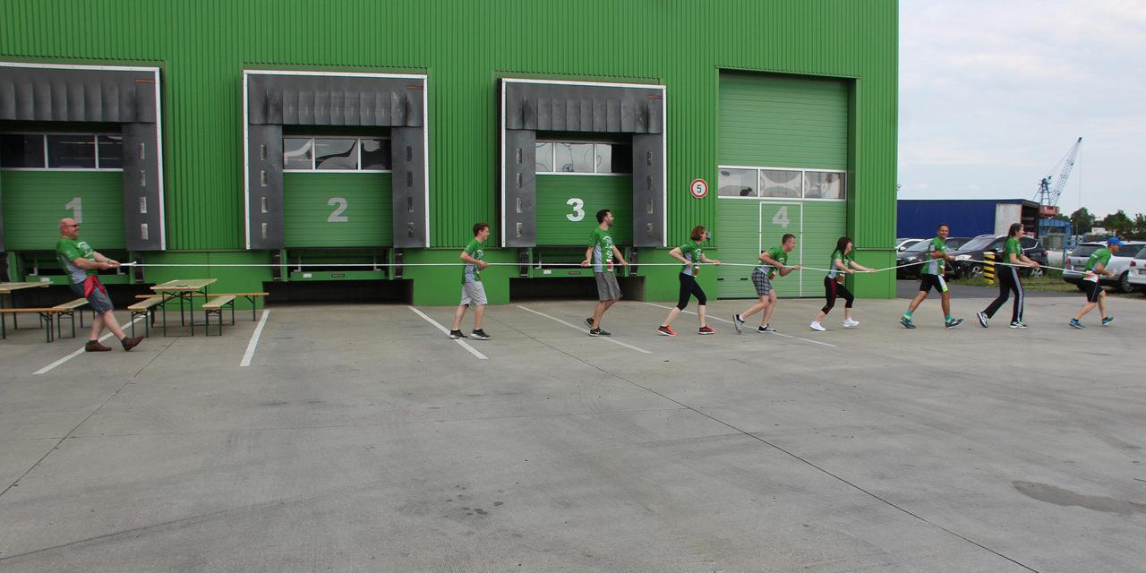 Teamgedanke in Corona-Zeiten: Sachsenland setzt sportlich ein Zeichen
