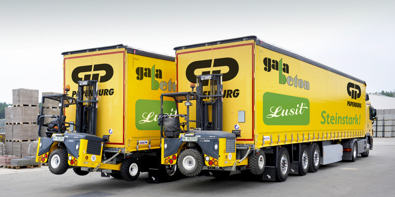 Mitglieder stellen sich vor: GP Papenburg – Transportspezialist für alles rund um Baustoffe