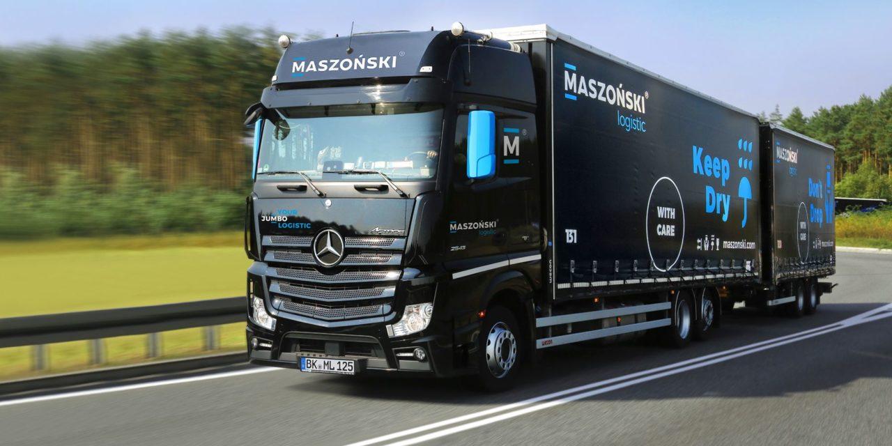 Neues Netzwerkmitglied: Maszoński Logistic bietet europaweit komplexe Transport- und Logistiklösungen