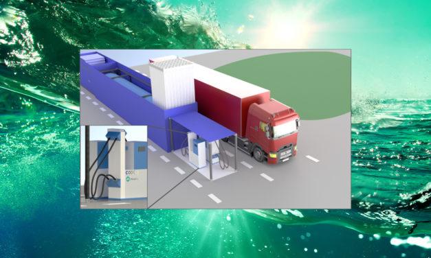 Moderne Tankstellen für grüne Kraftstoffe: Netzwerkmitglied MoviaTec sorgt für nachhaltige Logistik