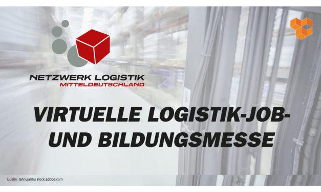 Zum Tag der Logistik am 15. April: Mitteldeutsche Logistikbranche richtet virtuelle Job- und Bildungsmesse aus