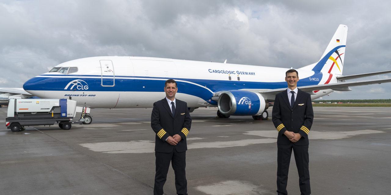Jüngste Deutsche Frachtfluggesellschaft: CargoLogic Germany tritt Netzwerk bei