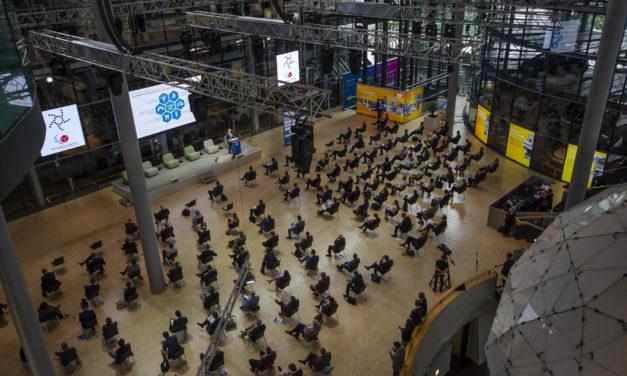 16. Mitteldeutsches Logistikforum und ACOD Kongress in Dresden erfolgreich